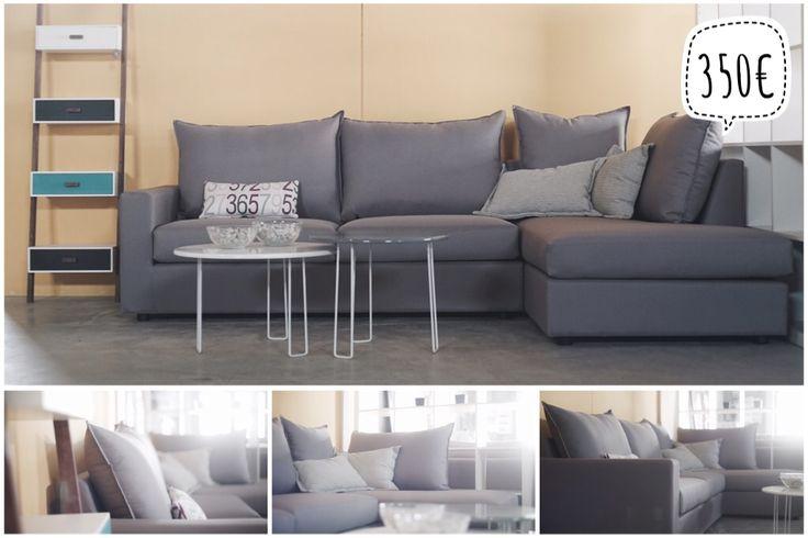 Εκπτωτικό 10ήμερο στους καναπέδες μας 15-24 Ιουνίου. Όλοι μας οι καναπέδες σε ασυναγώνιστες τιμές! Καναπέδες από 200€ - Γωνιακοί καναπέδες από 350€! Σας περιμένουμε! #epiplaromanos #sofa #sales #furniture #fabrics