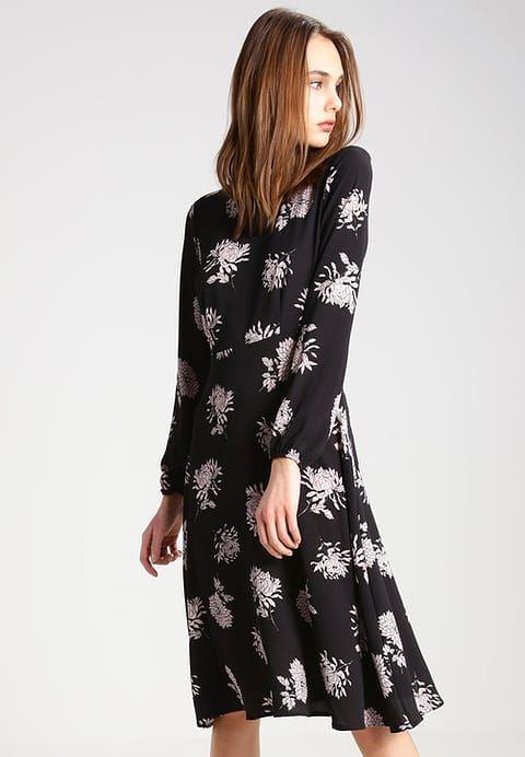 New Look Sukienka letnia - black - Zalando.pl