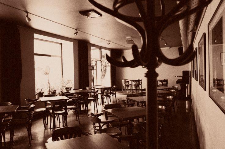 Krásný ztráty – kavárna v centru Prahy