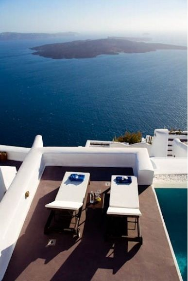 Foivos Suite Villa | Luxury Santorini Villas | Blue Villas Collection