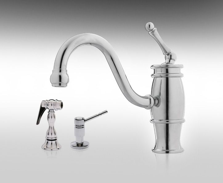 Perfect Hamat Has Contemporary And Traditional Faucet Design That Will Fit Every  Kitchen Style. To See