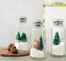 New blogpost! 10 ideas for #xmas table decoration