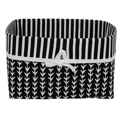 Sweet Kyla - MIDNIGHT Soft Nursery Basket - Vine with Stripe, $35.99 (http://www.sweetkyla.com/midnight-soft-nursery-basket-vine-with-stripe/)