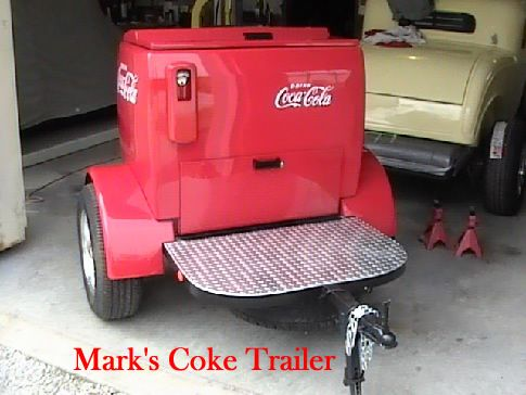 17 Best Images About Coca Cola Trailer On Pinterest