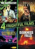 4 Frightful Films: Re-Animator/The Hills Have Eyes/Sleepwalkers/Darkness Falls [4 Discs] [DVD]