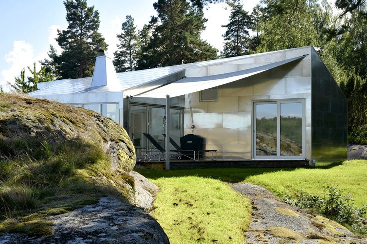 Gallery of The Aluminum Cabin / JVA - 21
