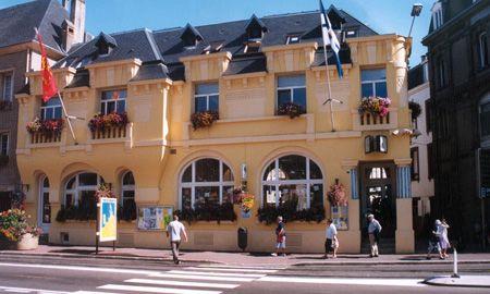 Office municipal de tourisme 4, Cours Jonville 50400 GRANVILLE