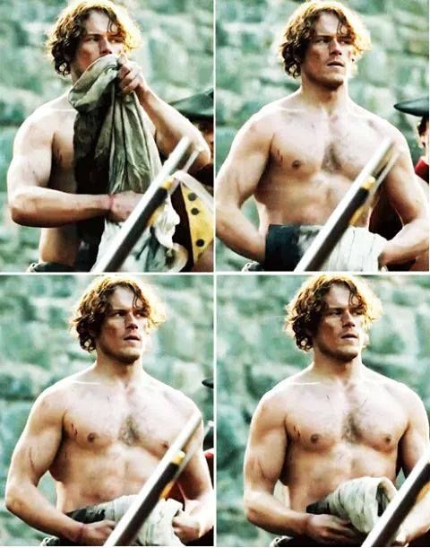 Some gratuitous shots of Jamie :). You're welcome