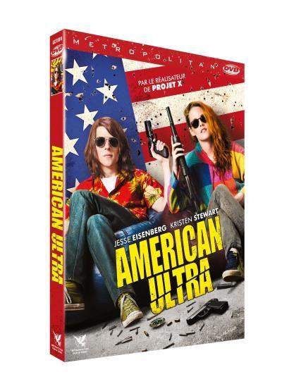 À l'occasion de la sortie de AMERICAN ULTRA en BLU-RAY ÉDITION LIMITÉE STEEL BOOK et DVD, le 19 Décembre 2015, Les Chroniques de Cliffhanger & Co vous fait gagner 1 Blu-Ray et 2 DVD du film: ...