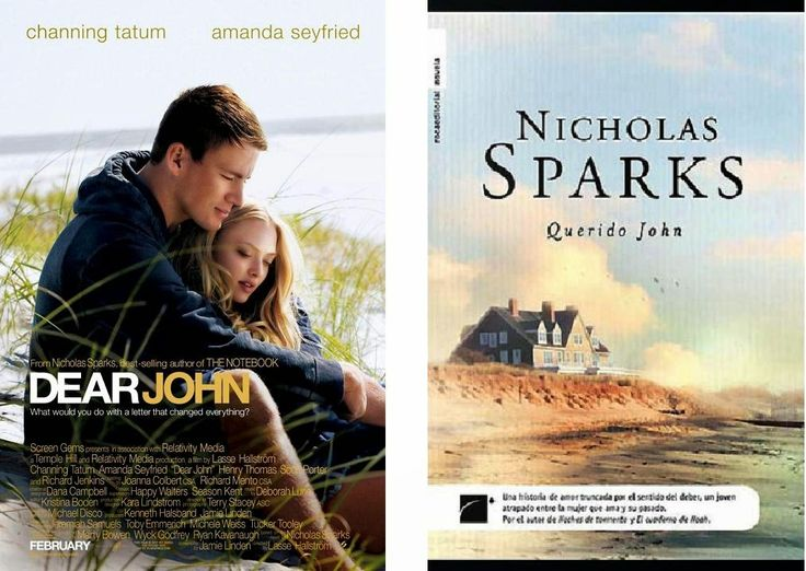 essays on dear john by nicholas sparks Bestselling author nicholas sparks wins 2013 family and sparks's own dear john and a step-by-step sample writing prompts and essays and evaluation.