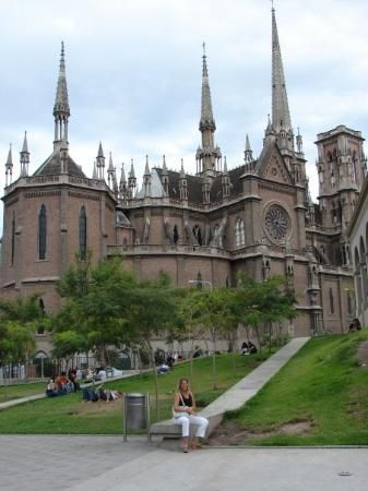 Jesuit Block, Cordoba, Argentina - University, Church & residence of the Society of Jesus