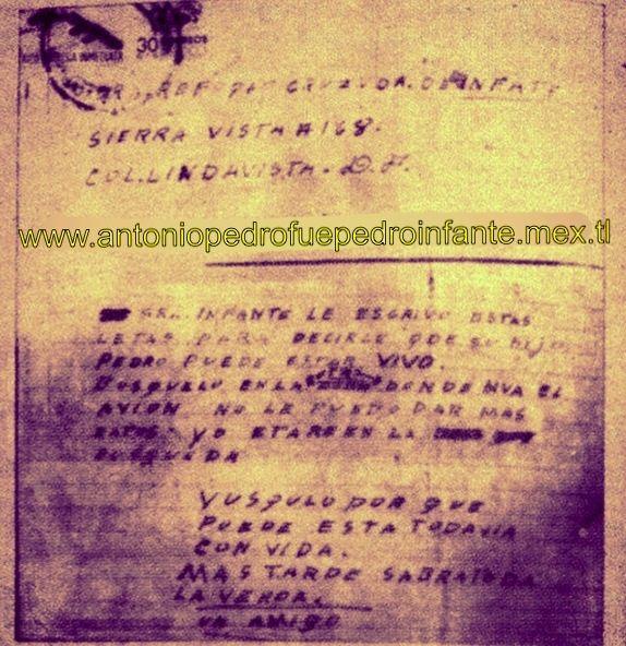 RevoluciónAlDía.org ¡Chávez Vive! :: Ver tema - PEDRO INFANTE CRUZ NO MURIÓ EN 1957
