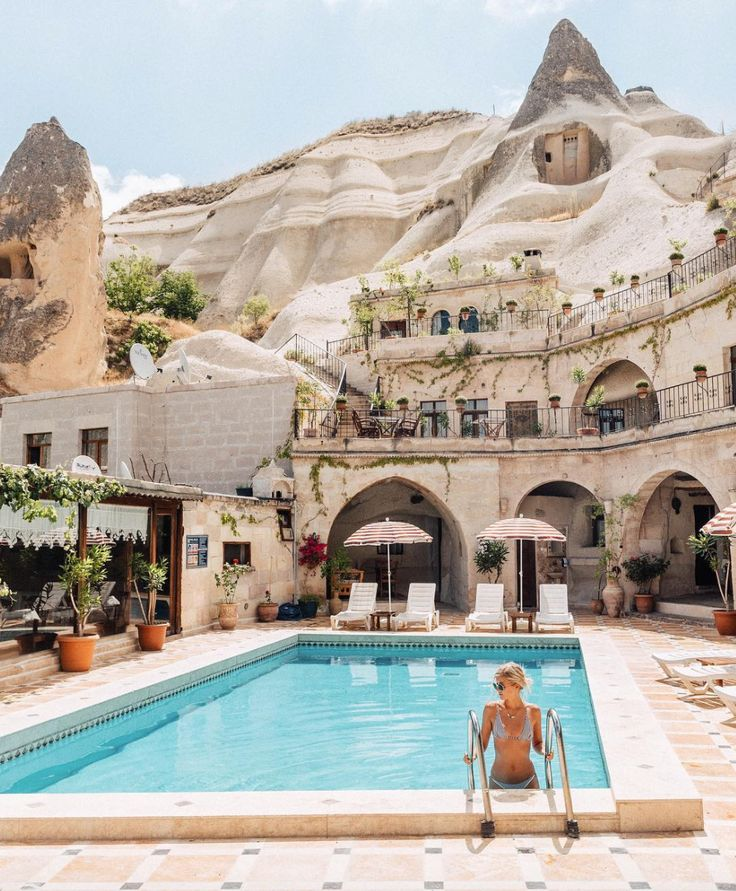 10 Of The World's Most Extraordinary Places To Stay