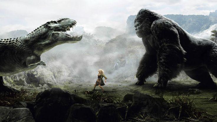 King Kong  2005 Trailer movie HD