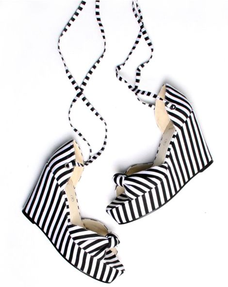 Stripe Wedges