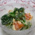 ブロッコリーとゆで卵のオイマヨサラダ by AyaChihi
