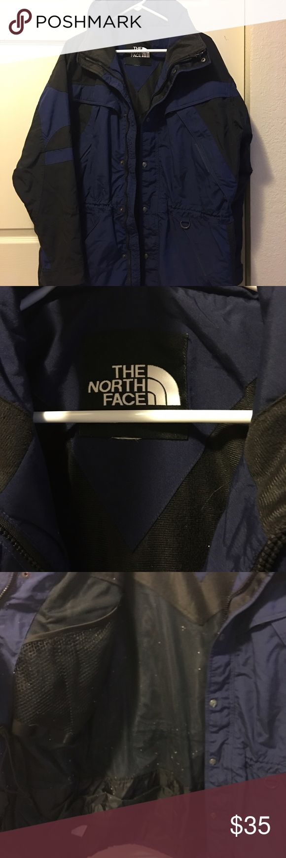 THE NORTH FACE WINTER JACKET SZ XL Tag was remove due to itchyness sz xl The North Face Jackets & Coats Windbreakers