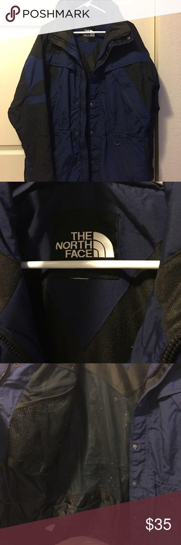 THE NORTH FACE WINTER JACKET SZ XL Tag was remove due to itchyness sz xl The North Face Jackets & Coats Windbreakers
