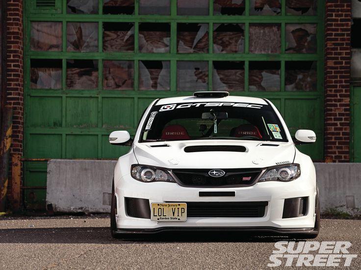 subaru wrx sti | 2008 Subaru Wrx Sti 2011 Front End Conversion