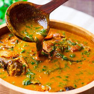 Ogbono (or apon) | 23 Nigerian Foods The Whole World Should Know And Love