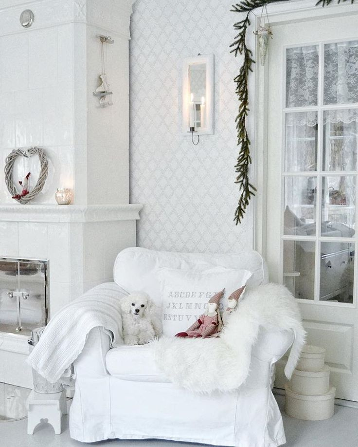 28 best christmas images on pinterest shabby christmas for Decoria interior designs