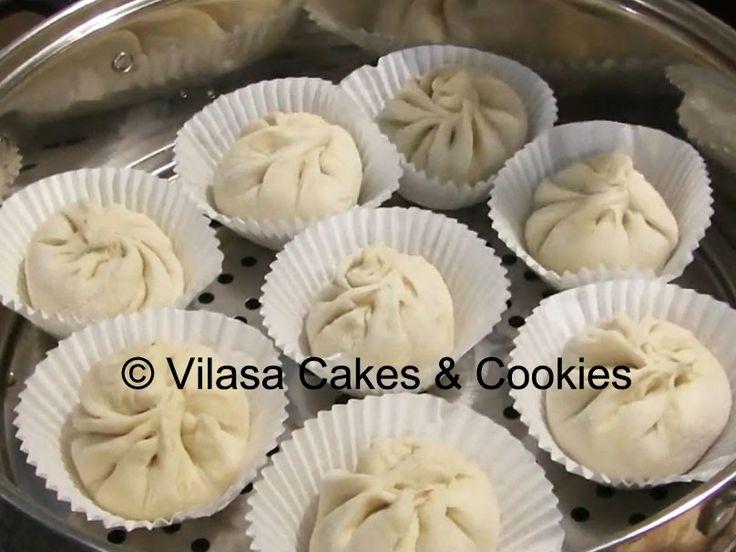 RESEP BAKPAO ISI DAGING SAPI/AYAM/KACANG TANAH cakepins.com