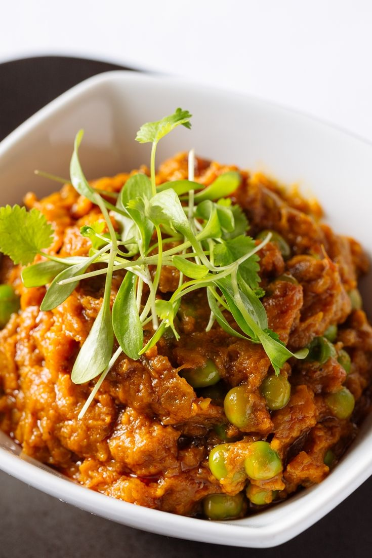 Atul Kochhar's brinjal bhaji recipe is one of the ultimate Indian side dishes. A rich, simple aubergine curry that packs an amazing punch in terms of flavour.