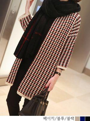 korean fashion online store [COCOBLACK] Knitted scarf away / Size : FREE / Price : 21.43 USD #korea #fashion #style #fashionshop #cocoblack #missyfashion #missy #acc #scarf