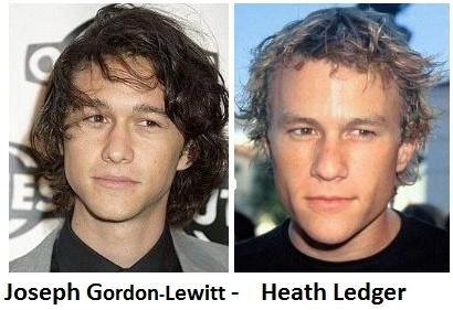 Joseph Gordon-Lewitt & Late Heath Ledger