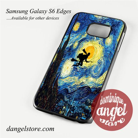 harry potter starry night van gogh Phone Case for Samsung Galaxy S3/S4/S5/S6/S6 Edge Only $10.99