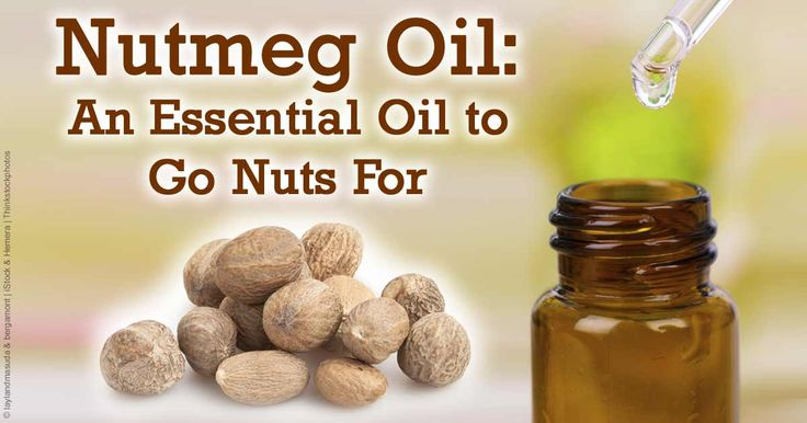 Go nuts for nutmeg oil – discover its benefits and uses, plus a simple guide on how to make nutmeg oil at home.   http://articles.mercola.com/herbal-oils/nutmeg-oil.aspx