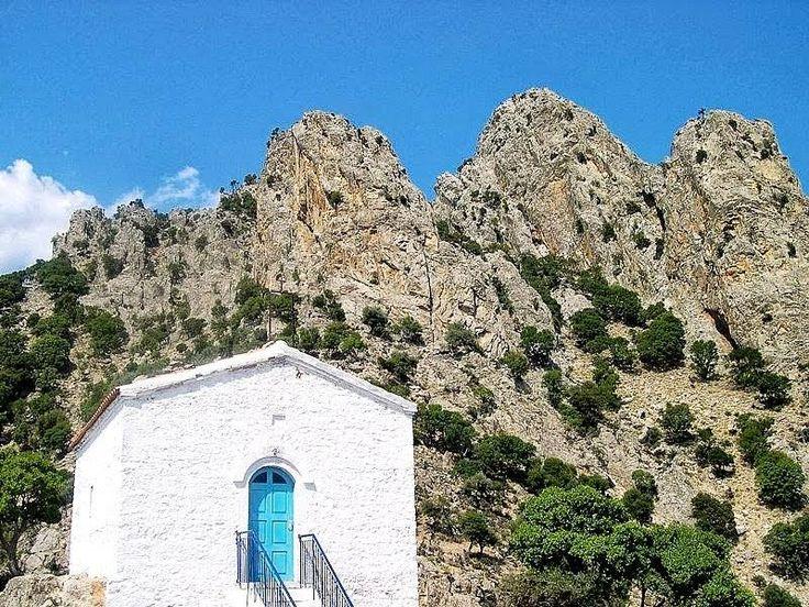 Chapel in Samothraki