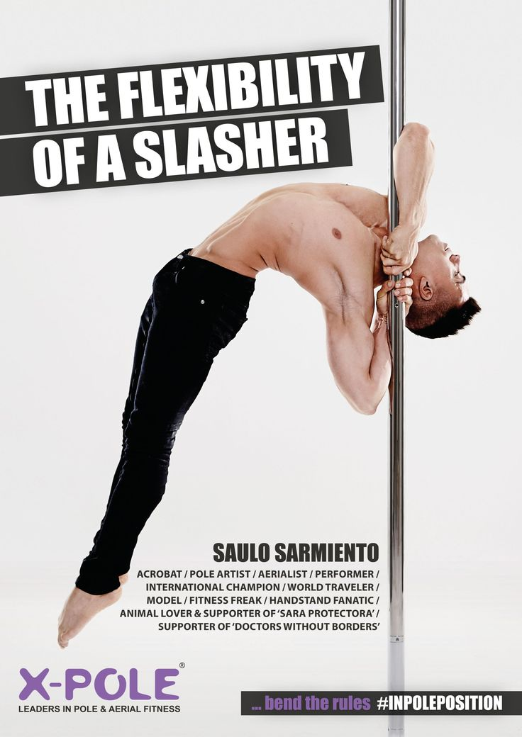 #XPoleSA's May #slasher is Saulo Sarmiento... bend the rules #inpoleposition