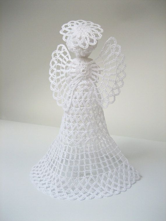 Mejores 224 imágenes de Angels en Pinterest | Ángeles de ganchillo ...