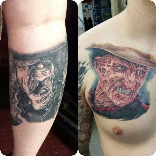 A selection of work, from one of the featured artists at the North East Tattoo Expo 2014, held at The Arc Stockton on the 14th -15th June 2014 http://www.northeasttattooexpo.co.uk #northeasttattooexpo #tattoo #northeast #tattooartist #tattooconvention #tattoos #danegrannon