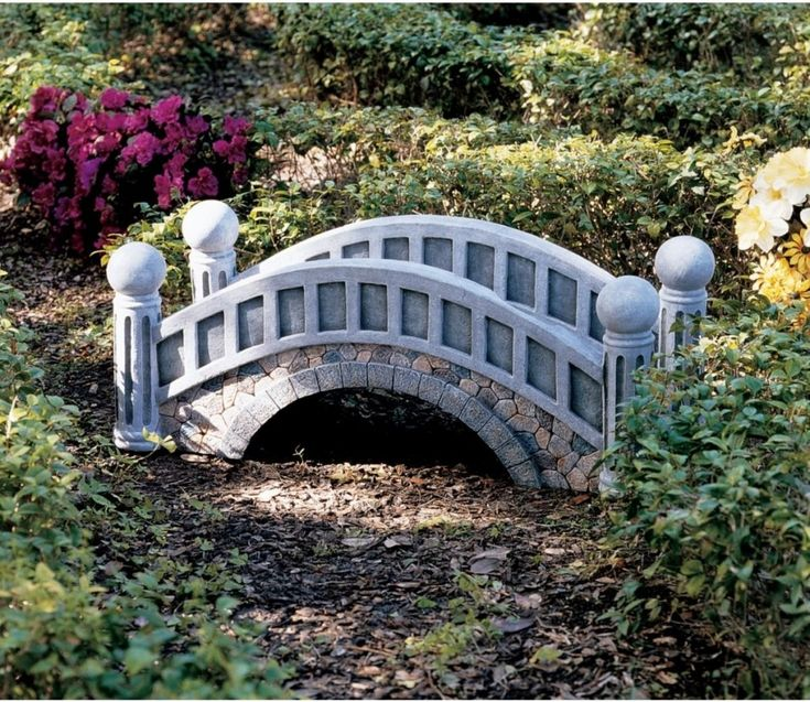 139 best Garden bridges images on Pinterest Garden bridge Small