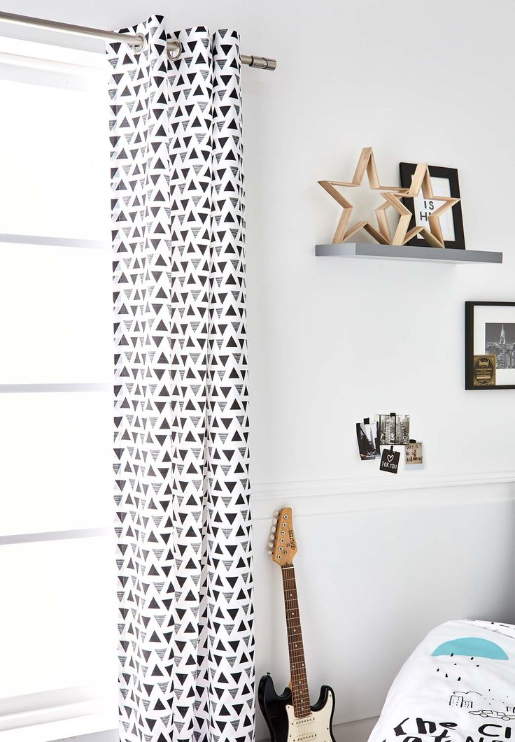 Collection KID'S - N.Y Central - Today #Kid's bedroom #deco #home #tendance #fun #ambiance #Street #New York #city #Central Park #Brooklyn #geometry #chambre #enfant #textile #cushion #coussin #curtain #rideau #design #ideas #interior #modern