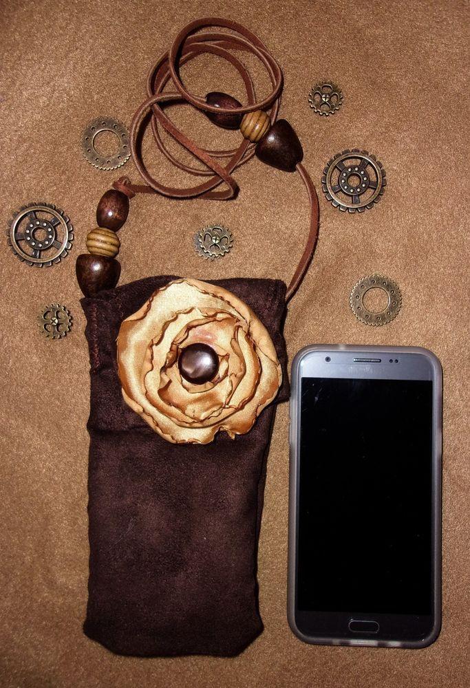 237f11cd2d7e Cell Phone Universal Crossbody Bag Purse iPhone Smartphone Case ...