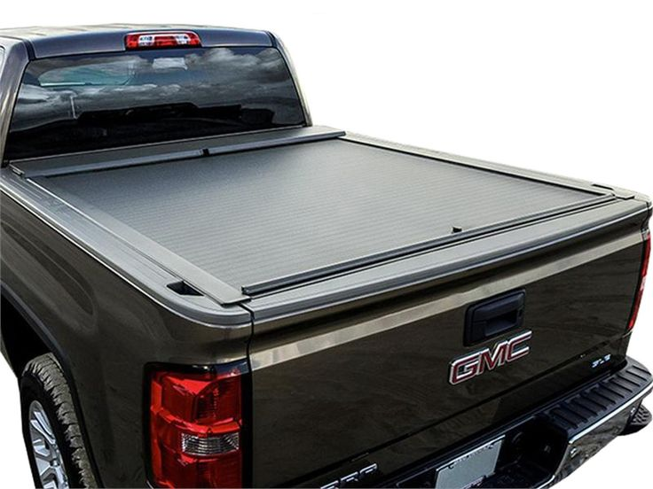Roll-N-Lock Retractable Truck Bed Cover