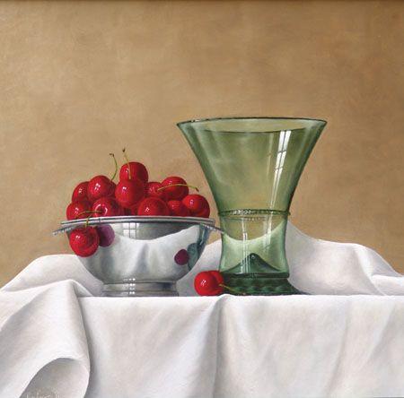 Barbara Vanhove - Cherry Reflections