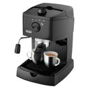 Delonghi  EC146 Espresso Coffee Machine - Black Become a barista at home with the DeLonghi Espresso Coffee Machine. The coffee machine makes it easy to make an espresso or an Americano with just the touch of a button or a traditional milk frother e http://www.MightGet.com/january-2017-11/delonghi-ec146-espresso-coffee-machine--black.asp