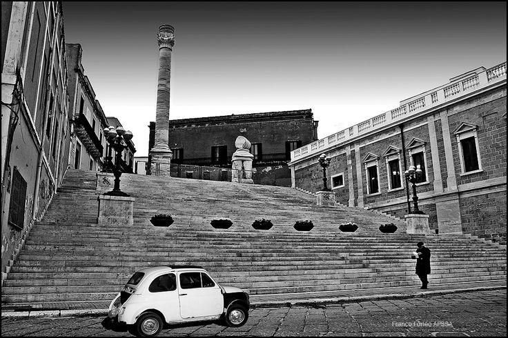 Old Fiat, Brindisi