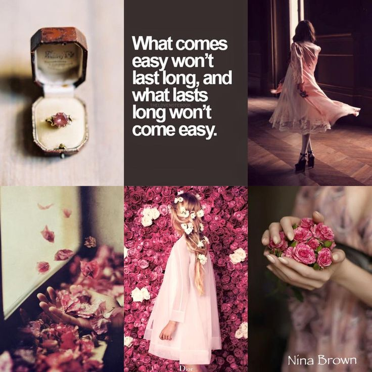 """""""What comes easy won't last long, and what lasts long won't come easy."""" #journey #time #struggle www.facebook.com/... www.ninabrown.co.za"""
