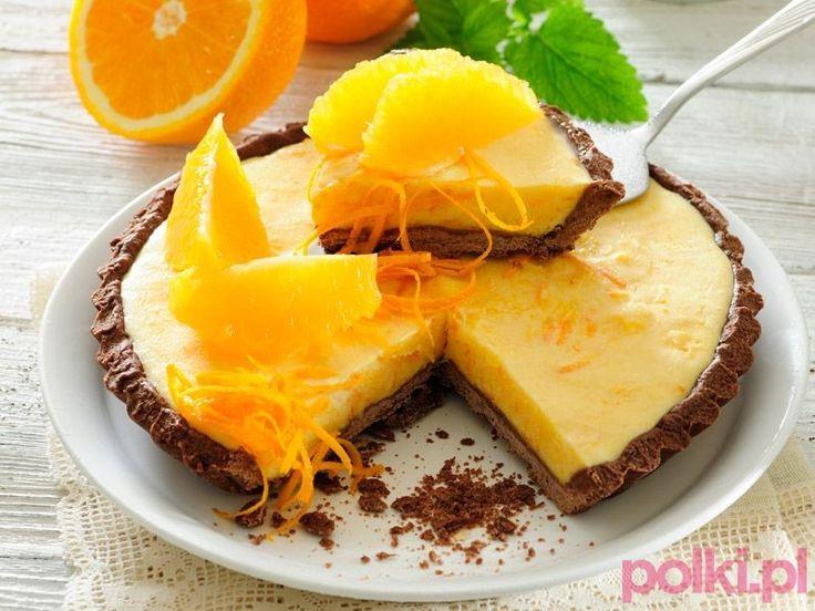 Tarta z pomarańczami