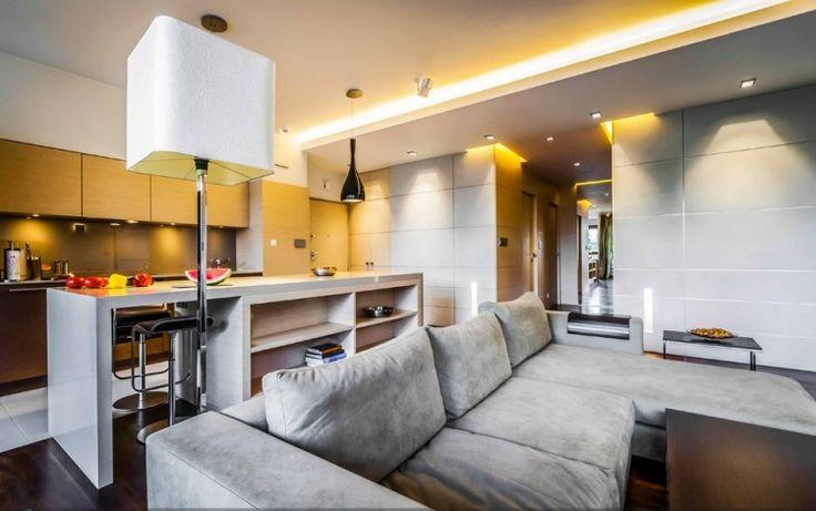 Led Wohnzimmer Ideen