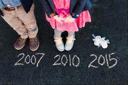 Kesul: Você está grávida, veja 20 maneiras divertidas para anunciar a gravidez