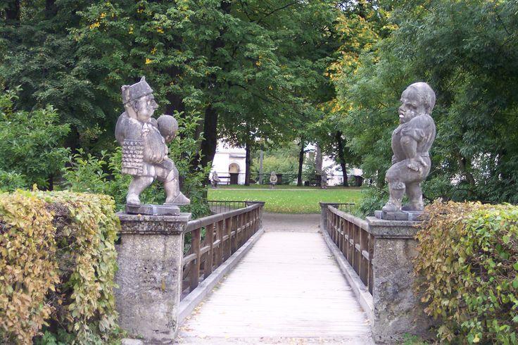 Zwergengarten /Schloss Mirabell/ Salzburg/ Austria