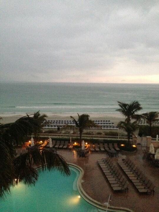 Lido Beach Resort Lido Key Sarasota Fla.