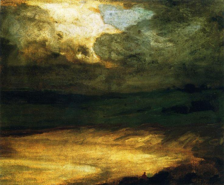 The Beach, Concarneau, 1899 - Robert Henri