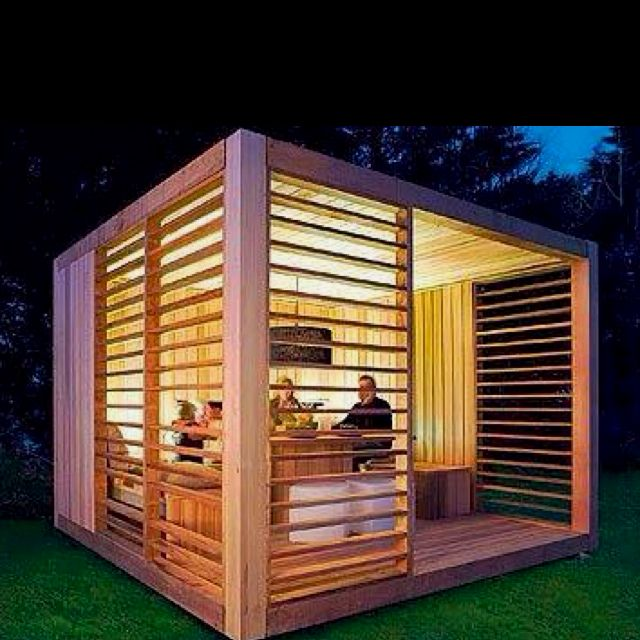 Enclosed Deck - Neat Shutters